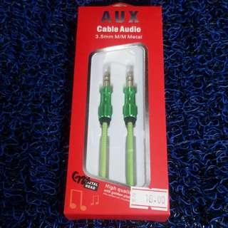 AUX Cable Audio 3.5mm