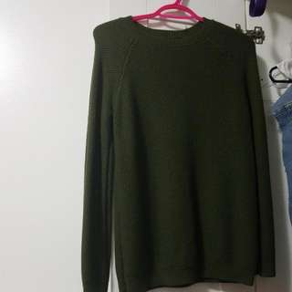 Forever 21 long Sleeve Knit Sweater Size S