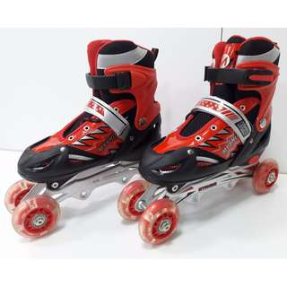 Roller Blade Speed Skate High Point Sports Inline Skates SIZE39-42