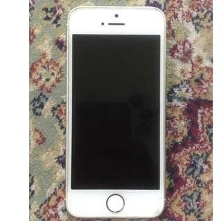 iPhonen 5s (16gb)
