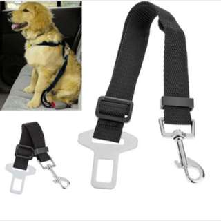 Adjustable Car Safety Seat Belt Dogs Pets Seatbelt Cat Dog Carriers Leads Belts Pet Accessories