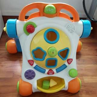 Babies R Us Walker With Interactive Music