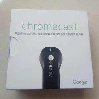 Chromecast 一代 二手