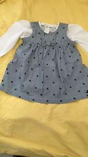 DEBENHAMS Baby Dress