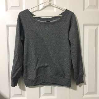 Sirens Grey Sweater