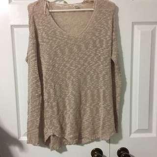 M* Knit Sweater