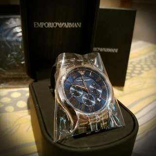 Emporio Armani Watch - Brand New