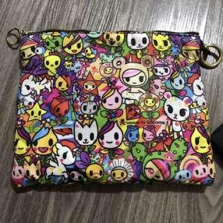 EEUC Tokidoki Clutch Bag