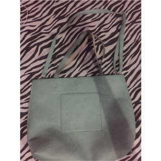 Tote Bag Cotton On Warna Biru