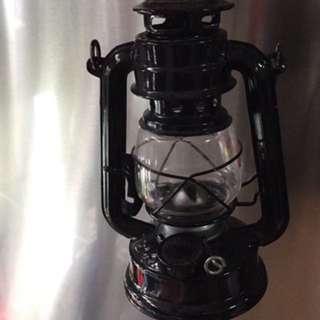 送禮用 復古油燈 Oil Lamp