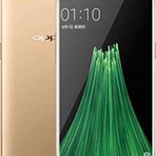 GOLD OPPO R11 BNIB