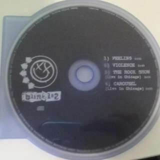 Blink-182 Feeling This CD Single