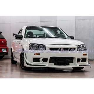 2003 FORD 福特 Tierra RS 2.0L 白