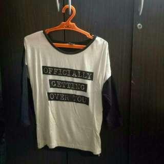 Statement Long sleeves 3/4 BNY Originals