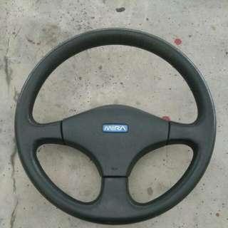 Steering Mira Parco Biru