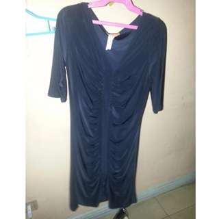 XXI Black formal dress for women - Large. Can fit L to XL