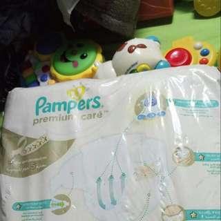 Pampers Premium Diaper NB - 3mos