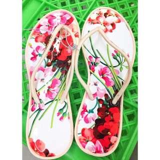 Cute Flowering Slippers (BrandNew)