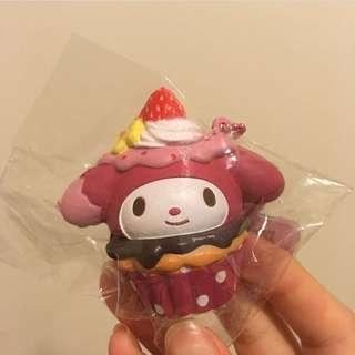 My melody repro cupcake