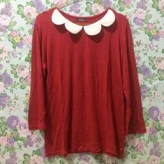 Red Shirt Details