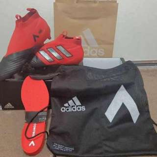 PRICE REDUCED! ADIDAS ACE 17+ PURECONTROL