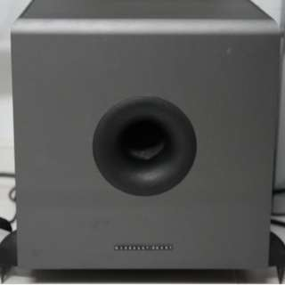 Mordaunt Short MS308 (British active sub woofer) - 8 inch