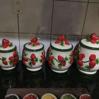 Home Decorative Canisters
