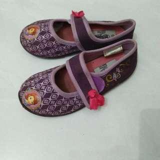 Sofia Kids Shoes - Purple