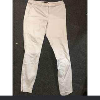 Glasson White Jean/jeggings