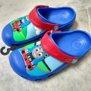 Thomas and Friends clog shoes, Thomas the train kids shoes