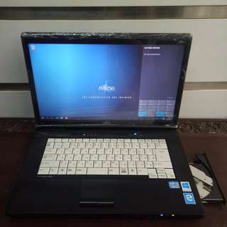 Laptop FUJITSU A561c Intel Core i5 Ram4GB Wifi DVD Webcame HDMI