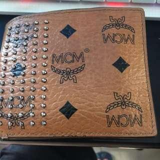 original mcm wallet