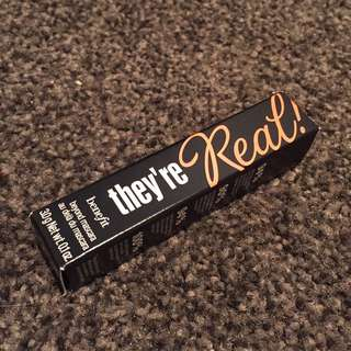 They're Real! Benefit Mascara 3.0g