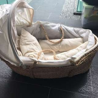 Mothercare Moses Bassinet