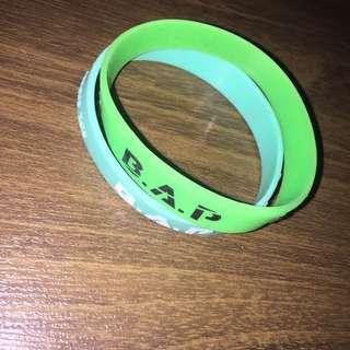B.A.P wristbands