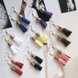 Tassel Earrings - Anting Tassel