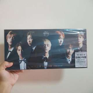 [WTS] BTS BEST OF ALBUM (KOREAN DELUXE VERSION)