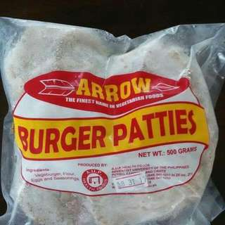 Vege Burger Patties