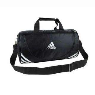 Adidas 愛迪達 圓筒包 旅行袋 露營包 籃球包