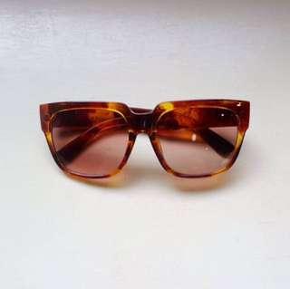 Square Framed Sunglasses