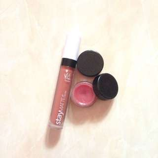 Stay Matte Lipcream Freegift