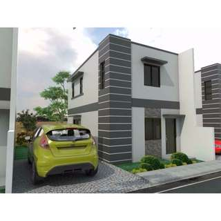 2.9M(ALL IN) 171 sqm 2 Storey House and Lot with 3 Bedrooms - Single Attached For Sale