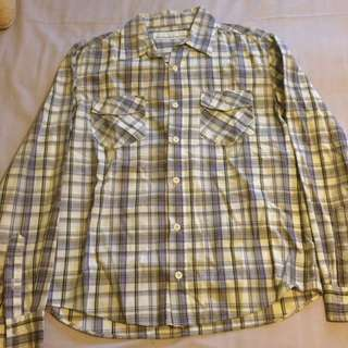 (M) Izzue Men's Shirt