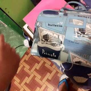 hand travel bag