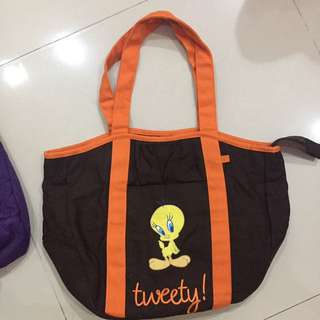 Tweety Handbag Tas Tweety Bag