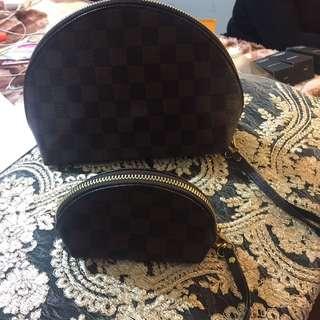 Lv Makeup Bags