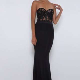 Ball Dress- Lauder Gown
