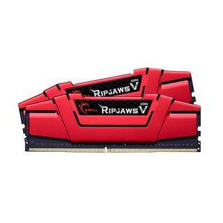 G.SKILL RIPJAWS V 8GB (2 X 4GB) DDR4 2400MHZ UDIMM