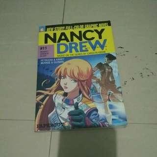 Nancy Drew Comics By Carolyn Keene