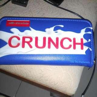 Crunch wallet ( large)